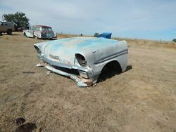 Oem 1956 Chevrolet Bel Air Full Front Clip With Hood