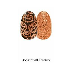 🎃 Color Street Halloween 2021 Jack Of All Trades + Free Twosie 🎃