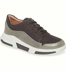 Fitflop Women Low Top Chunky Fashion Sneakers Freya Suede Leather