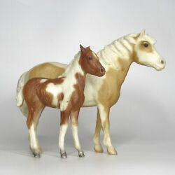 Breyer Traditional Horses Misty And Stormy Chincoteague Pony Model Figures