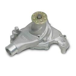 Weiand Action +plus Water Pump For 1972 Chevrolet Townsman Cdd022-6750