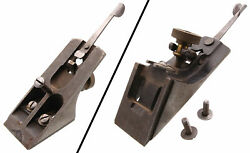 Orig. Frog Mechanism For V. And B. Uncle Sam 705 Plane - W/ Screws - Mjdtoolparts