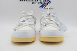Off White X Nike Dunk Low 1 Of 50 Dear Summer Dm1602-127 Size 14