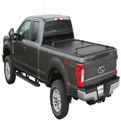 Pace Edwards Ultragroove-andlaquo Metal Tonneau Cover Kit For 2019 Ram 2500 Lone Star 6