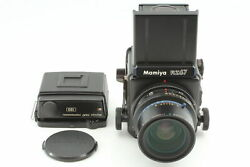 [opt. Almost Mint] Mamiya Rz67 Pro Camera + Sekor Z 65mm F4 W Lens From Japan