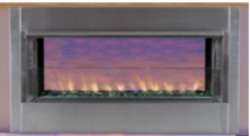 Superior 43 Vent Free Linear Outdoor Fireplace Electronic Valve Ng Vre4543en