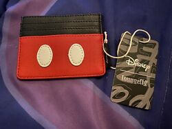 Loungefly Mickey Mouse Card Holder