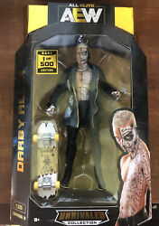 Aew Unrivaled Series 3 Darby Allin Chase 1 Of 500 Rare