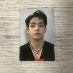 Bts V Taehyung Butterful Night Event Limited To 60 Pieces Official Photo Card