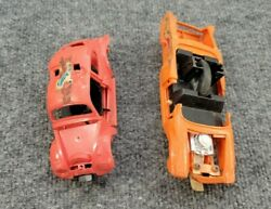 Vintage Kenner Ssp Smash Up Derby Cars Vw And Chevy