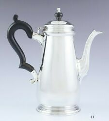 Vintage 1947-1956 Classic And Co Sterling Silver Lighthouse Coffee Pot