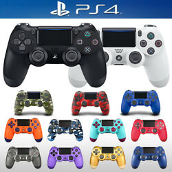 13 Color Wireless Controller Bluetooth Game Console For Sony Playstation Ps4 Us