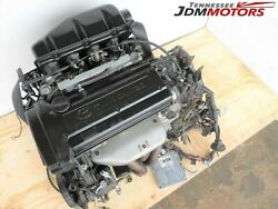 Jdm Toyota Corolla Levin 1.6l Engine/ Auto Trans 4age Balcktop For Parts Only