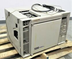 Make Offer 2568 Hp 5890 Series Ii Gas Chromatograph Must Sell 10/20