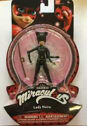 Miraculous Lady Noire Marinette Doll 6 Inches