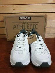 Kirkland Athletic Menand039s Shoes Sneakers White Size 10 Healthy Rare Hard To Find