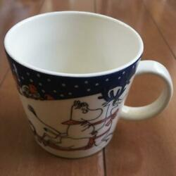 Very Rare Good Condition Item Arabia Finland Moomin Mug Cup Shipping From Japan