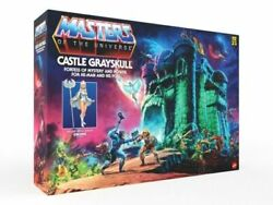 Masters Of The Universe Castle Grayskull Playset For Motu Fans He-man Retro Play