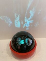Snoopy Charlie Brown Peanuts LED Rotating Shadow Light Show Christmas Projector