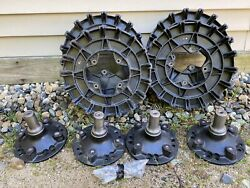Camso / Camoplast 4s1 Track Parts Hubs, Sprocket And Bolts Only For Polaris Rzr