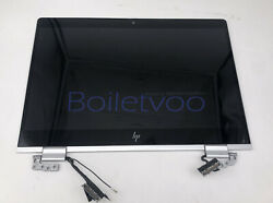 L65320-001 For Hp X360 830 G6 G5 Lcd Touch Screen Assembly Display Hinge Up