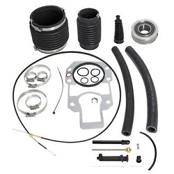 Shift Cable And U-joints Bellow Transom Repair Kit For Mercruiser Alpha One Gen 1