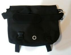 New DadGear Canvas Messenger Diaper Bag And Changing Pad Dad Gear Baby Bag $18.74