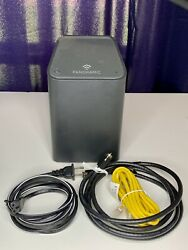 Cox Panoramic Cable Modem/router Wifi Gateway Cgm4141cox W/ Power Supply Etc