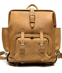 Saddleback Leather Big Mouth Leather Backpack - First Run Collectors Piece