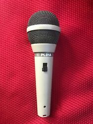 Electro Voice Ev Pl91a - 58 Equivalent- Usa Made - Vintage - W On Off Switch