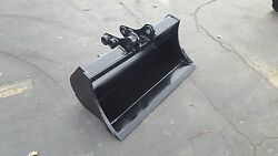 New 36 Clean Up Bucket For A Case Cx27b With Pins