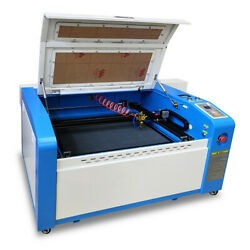 24andtimes16 50w Cnc Co2 Laser Engraving And Cutting Machine Motorized Z With Rotary