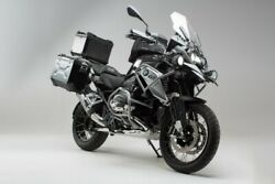 Sw-motech Adventure - Set Protection Silver For Bmw R1200gs Lc 1g12 K50