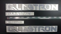 Glastron Boat Emblems 18 + Free Fast Delivery Dhl Express - Reised Decal