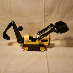 Tonka Front End Loader Back Hoe Trencher 2012.new Out Of Box 92534 Collectible