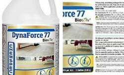 Dynaforce 77 With Biosolv Professional Carpet Cleaning 4 Pack - 1 Gallon