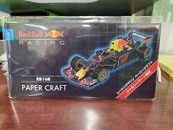 Red Bull Paper Craft F1 Cars
