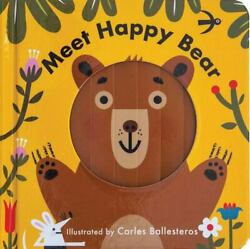 Meet Happy Bear A Changing Faces Book