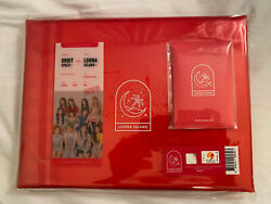 Loona Monthly Girl Loona Island 2021 Summer Package + Preorder Benefits
