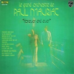 Le Grand Orchestre De Paul Mauriat Forever And Ever