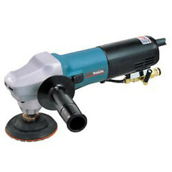 Free Pad Set With 4 Inch Electric Wet Stone Polisher From Makita