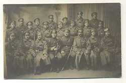 Russian Wwi Group Photo St. George Orders Bravery Medals Swords Rifles