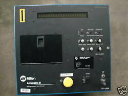 Miller Electric 043268 Automatic M Weld Controlxlnt