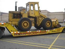 1994 TRAIL KING TRAILER HYD TAIL 45 FT LONG 14 FT IN THE LOW BOY 35 TON WINCH