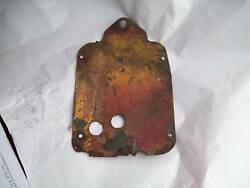 M38 Willys Jeep Heater Core Inspect Fire Wall Military