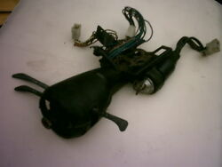 Fiat 124 Turbo Spider Steering Colume W Ign,andarms