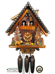 Black Forest Cuckoo Clock 8-day The Block House New