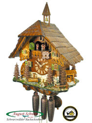 Black Forest Cuckoo Clock 8-day The Mill Farm New