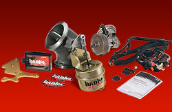 Banks Exhaust Brake Fits Early '04 Dodge 5.9l Cummins - Automatic