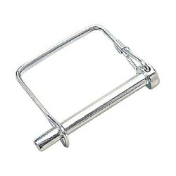 1/4 Inch Boat Trailer Coupler Safety Pin - Keeps Release From Disengaging